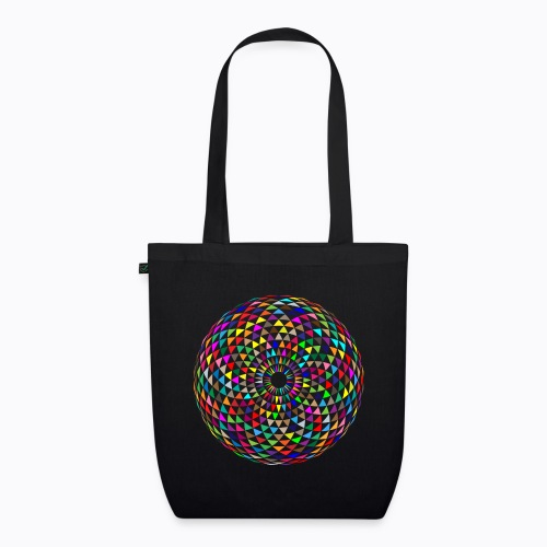 mandala sphere - EarthPositive Tote Bag