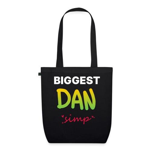 We all simp for Dan - Øko-stoftaske