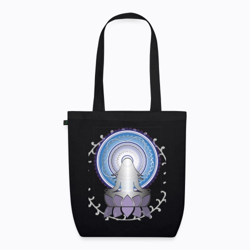 mandala woman - EarthPositive Tote Bag