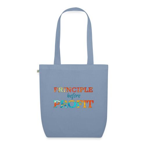 Principle Before Profit - EarthPositive Tote Bag