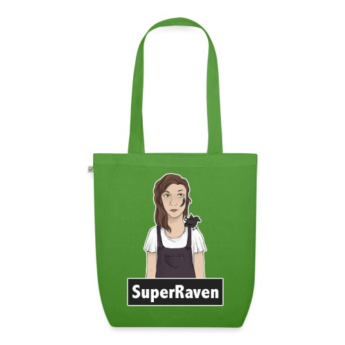 SuperRaven - EarthPositive Tote Bag