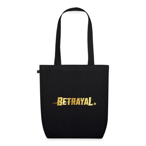 00417 Betrayal dorado - Bolsa de tela ecológica