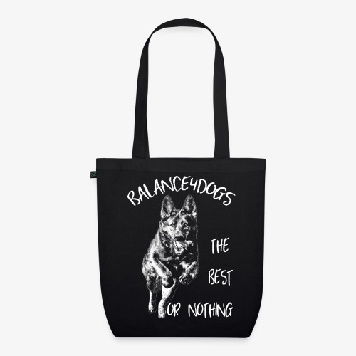 B4D the best or nothing - EarthPositive Tote Bag