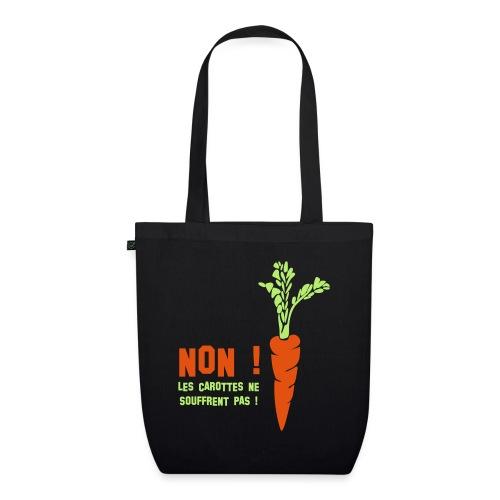 carottes ai - Sac en tissu biologique