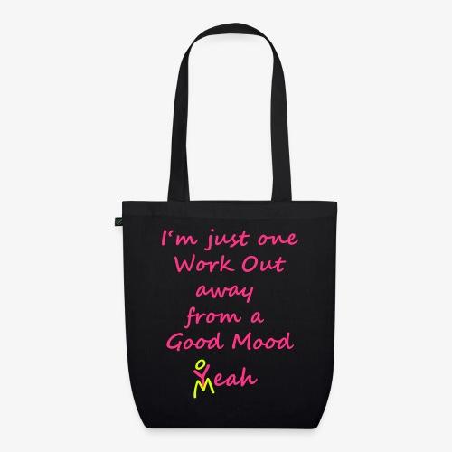 Good Mood Quote design patjila - EarthPositive Tote Bag