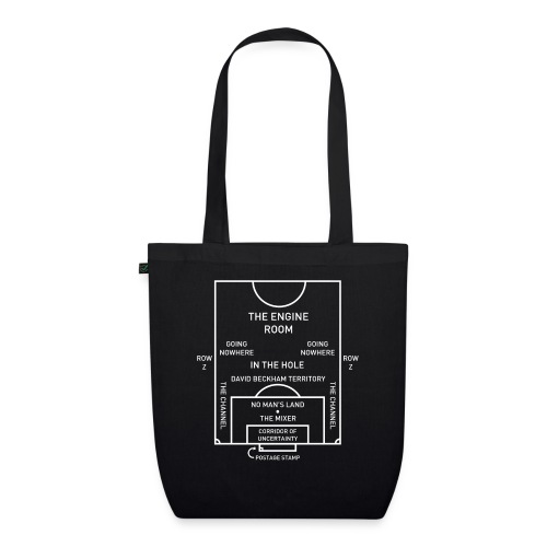 Football Pitch.png - EarthPositive Tote Bag