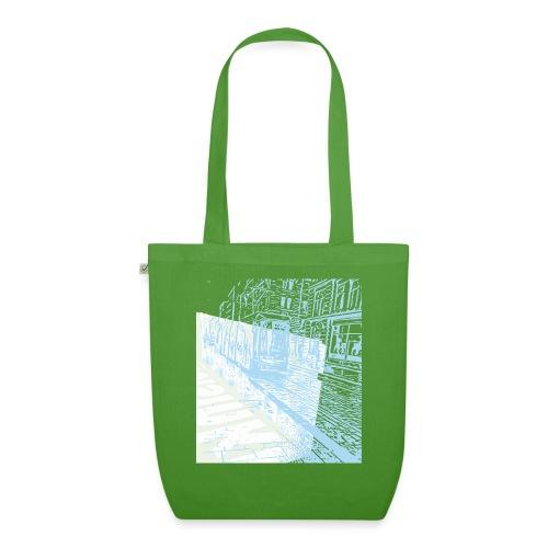 Helsinki tram typo - EarthPositive Tote Bag
