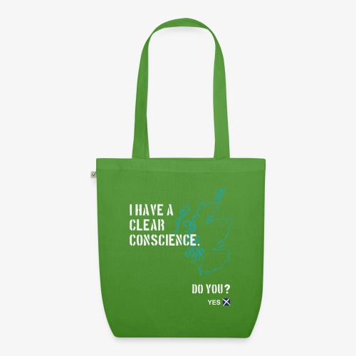 Clear Conscience - EarthPositive Tote Bag