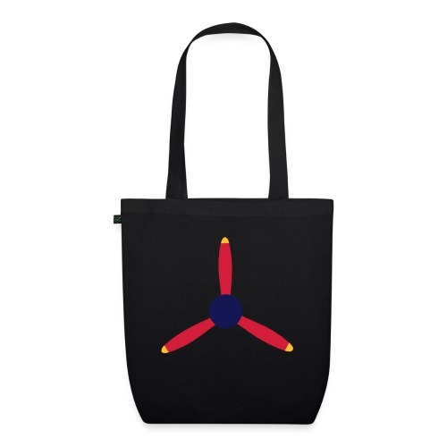 3 blade propeller - EarthPositive Tote Bag
