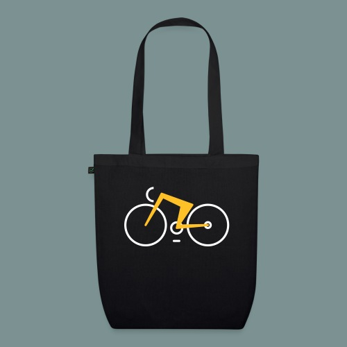 Bikes against cancer - Øko-stoftaske
