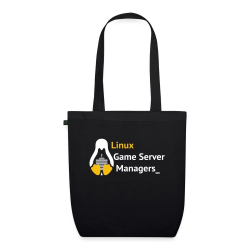 Linux Game Server Managers - EarthPositive Tote Bag