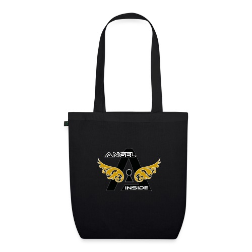 ANGEL INSIDE2-01 - Borsa ecologica in tessuto