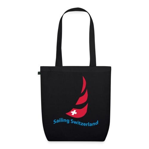 logo sailing switzerland - Bio-Stoffbeutel