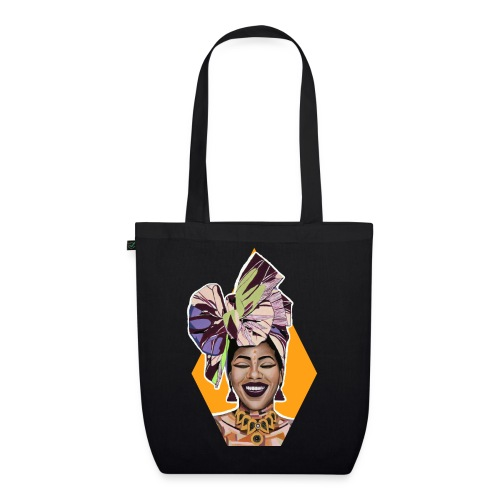 Being Happy - EarthPositive Tote Bag