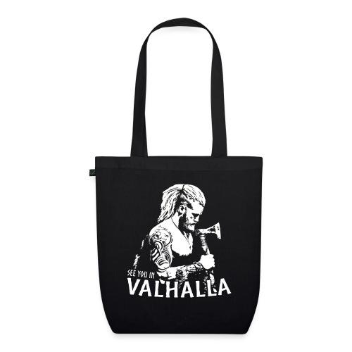 Vikinger Berserker Odin Valhalla Geschenk Shirt - Bio-Stoffbeutel