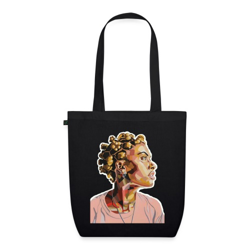 She Just Glows - EarthPositive Tote Bag