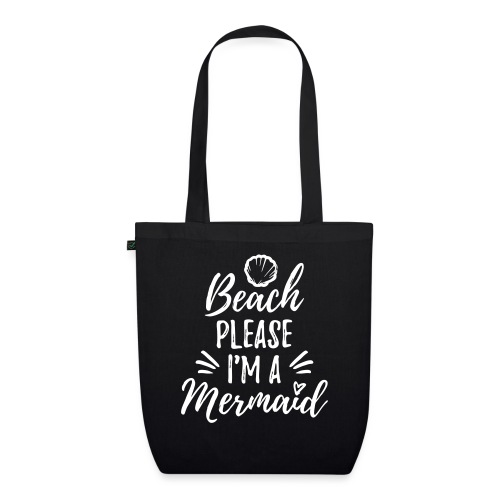 Beach please! - EarthPositive Tote Bag