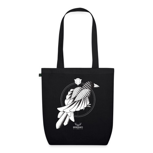 The Crow - EarthPositive Tote Bag