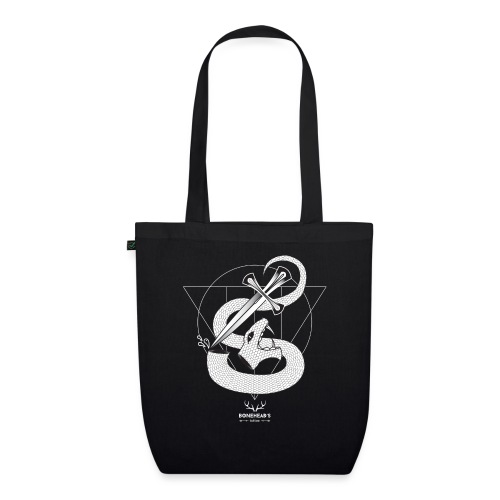 SNAKEHEAD - EarthPositive Tote Bag