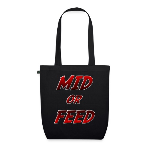 Mid or feed - Borsa ecologica in tessuto