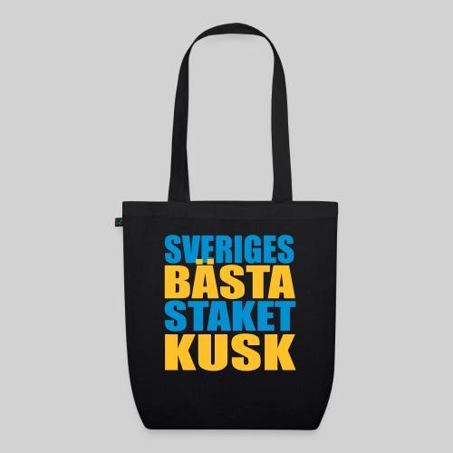 Sveriges bästa staketkusk! - Ekologisk tygväska