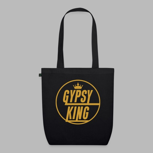 gypsy king logo by lennylindell - Ekologisk tygväska