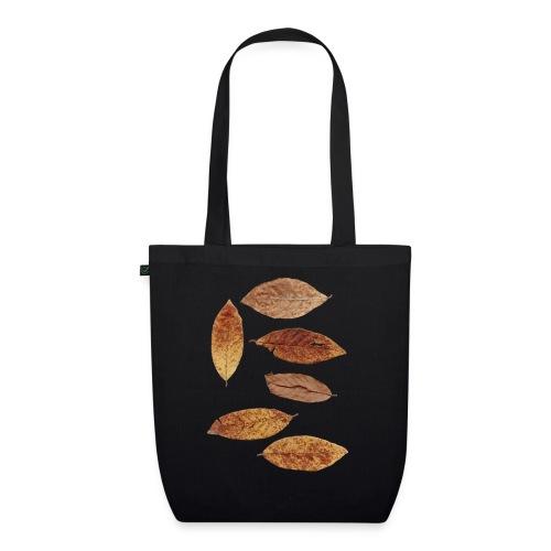 Bunte Blätter - Bio-Stoffbeutel
