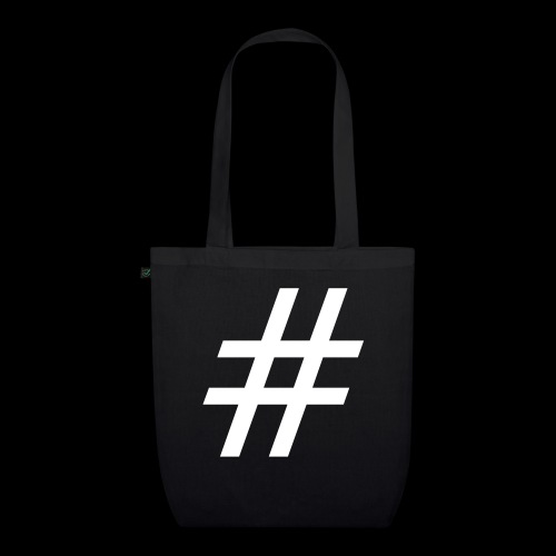 Hashtag Team - Bio-Stoffbeutel