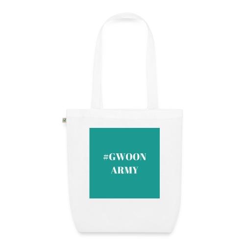 #gwoonarmy - Bio stoffen tas