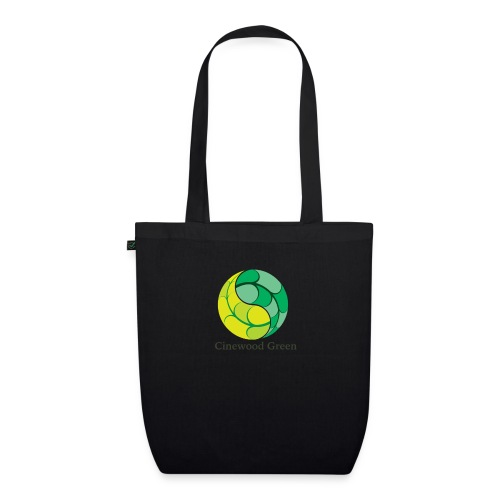 Cinewood Green - EarthPositive Tote Bag