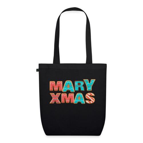 Mary Xmas - Maria Weihnachtsgeschenk - Bio-Stoffbeutel