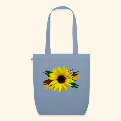 Sonnenblume, Sonnenblumen, Blume, floral, blumig - Bio-Stoffbeutel