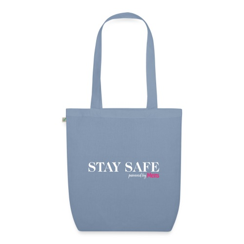 STAY SAFE - Bio-Stoffbeutel