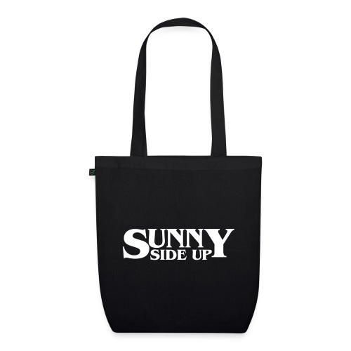 Sunny Side Up - Bandlogga - Ekologisk tygväska
