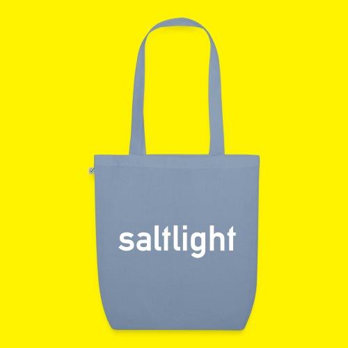 saltlight // WHITE - EarthPositive Tote Bag
