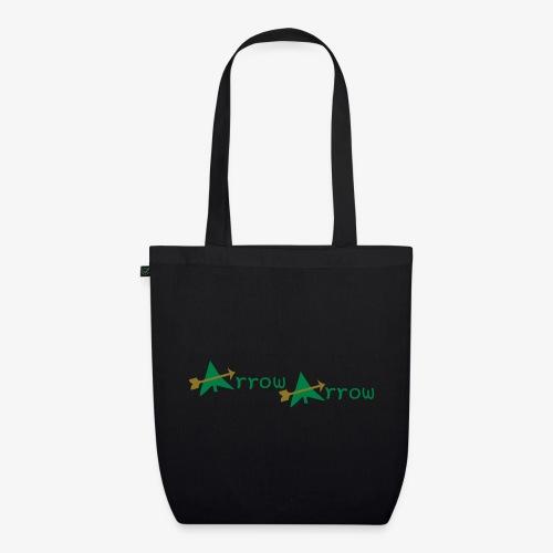arrow arrow patjila - EarthPositive Tote Bag