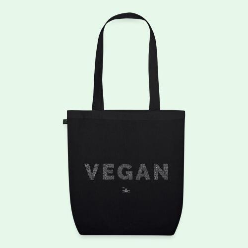 Vegan - White - Ekologisk tygväska