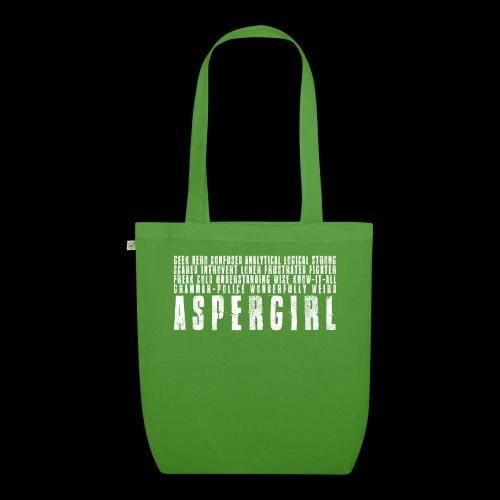Asper GIRL - EarthPositive Tote Bag