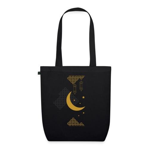 Ramadan Kareem Muslim holy month ilustration - EarthPositive Tote Bag