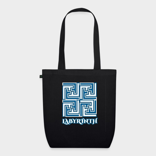 Labyrinth (Labyrinth). - EarthPositive Tote Bag