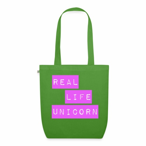 Real life unicorn - EarthPositive Tote Bag
