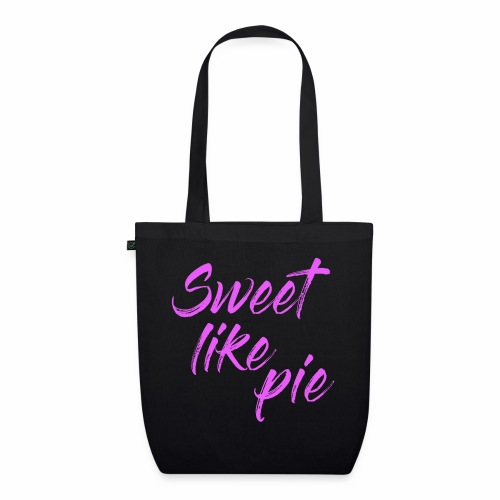 Sweet like pie - EarthPositive Tote Bag
