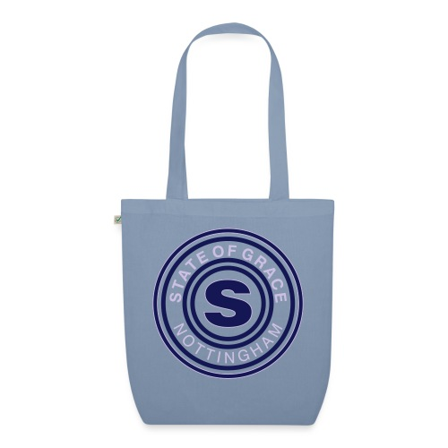 state of grace logo - EarthPositive Tote Bag