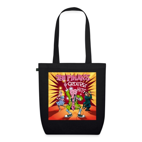 Piman 02 - Greatest Hits - EarthPositive Tote Bag