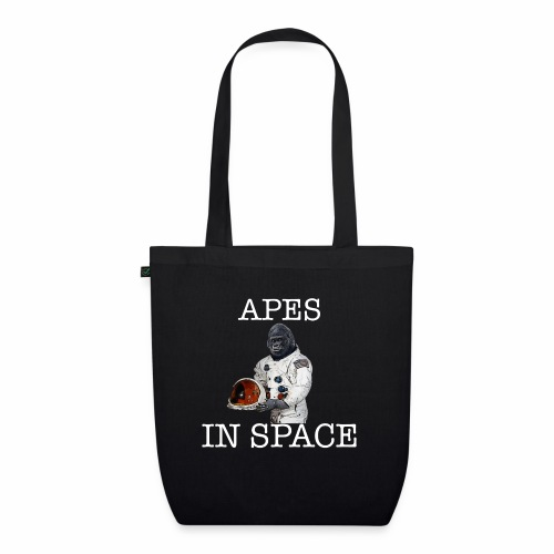 Apes in Space - EarthPositive Tote Bag