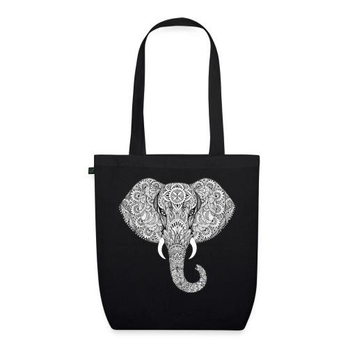 Elephant - Sac en tissu biologique
