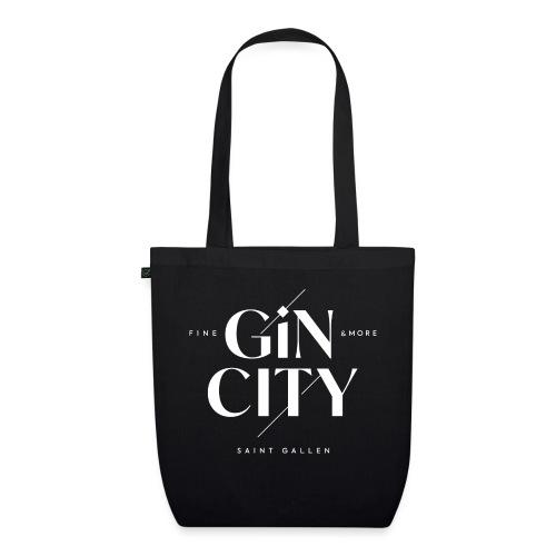 Gin City Saint Gallen - Bio-Stoffbeutel