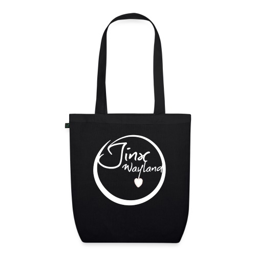Jinx Wayland Circle White - EarthPositive Tote Bag