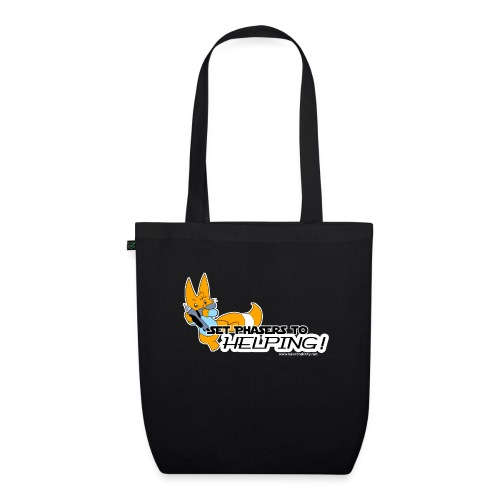 Set Phasers to Helping - EarthPositive Tote Bag