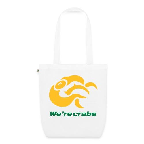Crazycrab_Australia - Borsa ecologica in tessuto